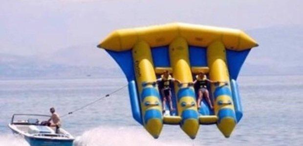 Fly banana ride at Candolim - Tour