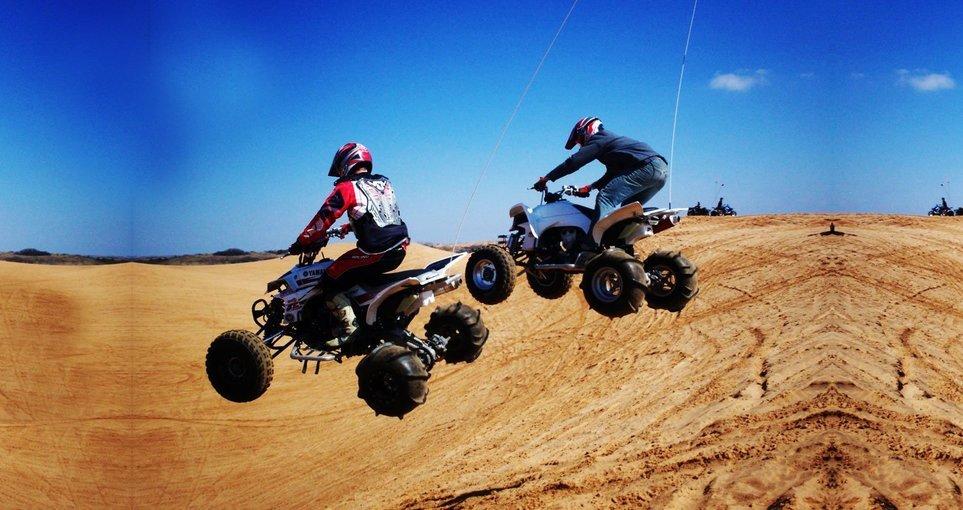 ATV Ride - Tour