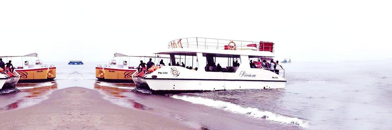 Catamaran yacht trip - Tour