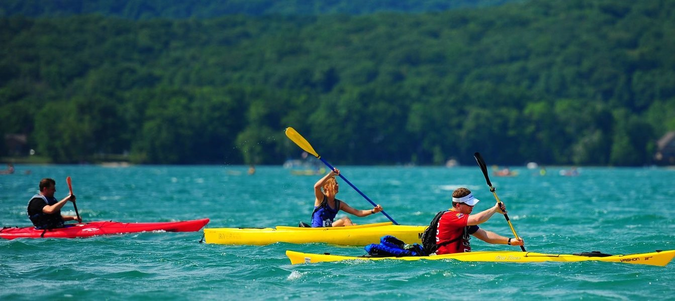 Kayaking in mandrem - 3 hours - Tour