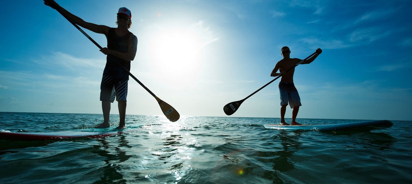 Stand up paddle boarding - 1 hour - Tour