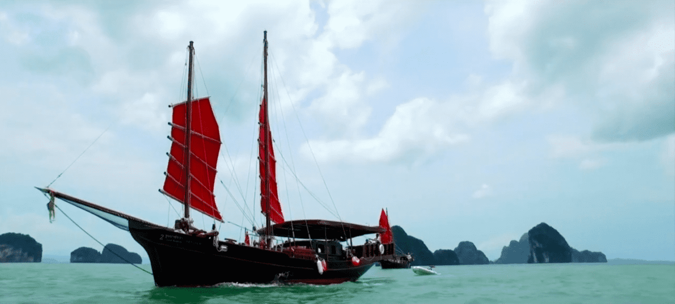 Sunset Dinner Cruise - Phang Nga Bay (Phuket) - Tour