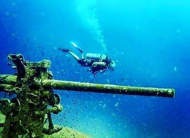 Advanced Diving Course - Koh Tao - Tour