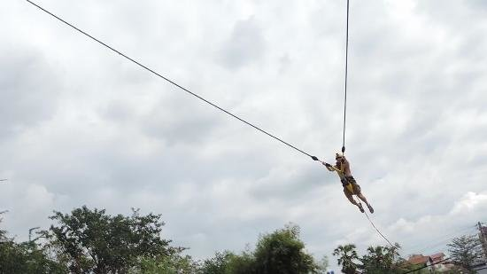Human Slingshot in Pattaya (Deposit Only) - Tour