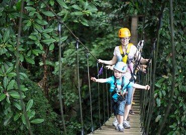 Chiang Mai Zipline Adventure - Flight of the Gibbon - Tour