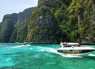 Phi Phi Island from Krabi by Speedboat from Krabi - Tour