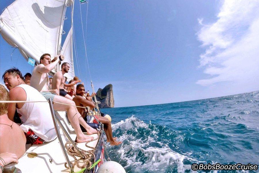 Captain Bob's Cruise (Deposit only) - Tour