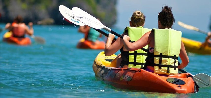 Angthong Marine National Park Tour(Koh Samui) by Speedboat with Snorkelling & Kayaking - Tour