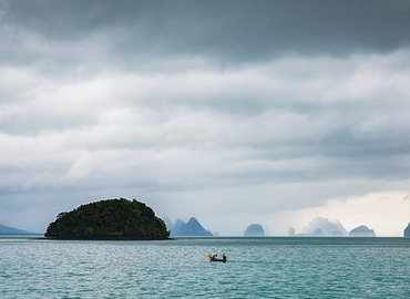 Phang Nga Bay (James Bond Island) Sea Canoe with lunch by Speed boat - Tour