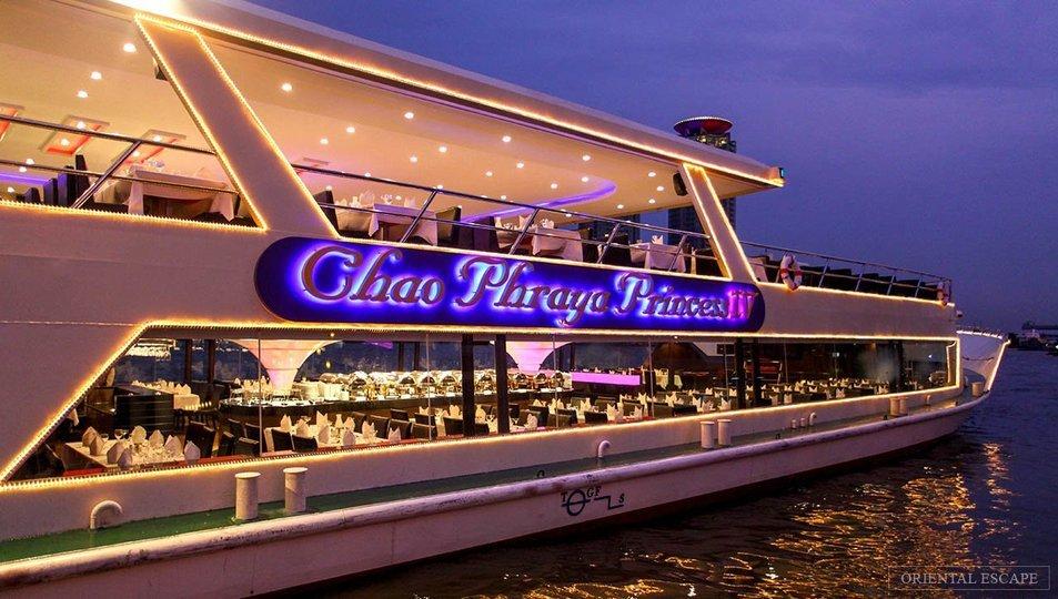 Dinner Cruise by Chaophraya Princess Tour - Tour