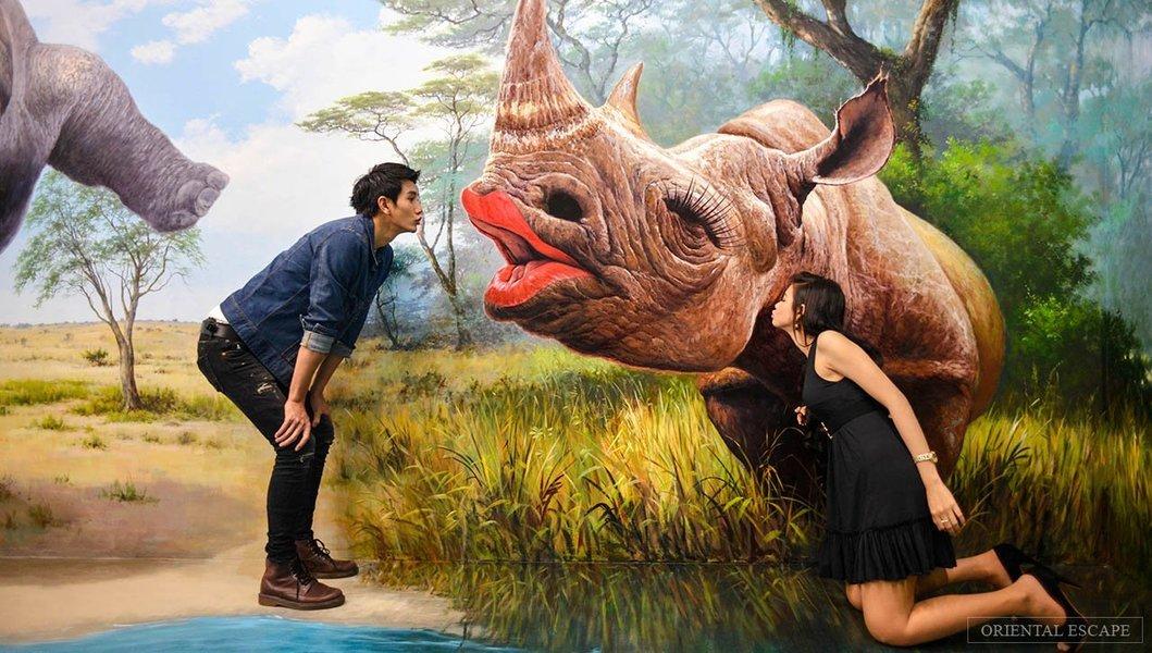 Art in Paradise (Bangkok) - Tour