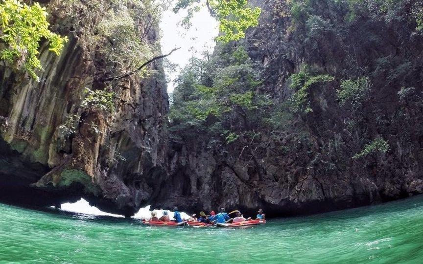 Koh Hong Day Tour from Krabi by Speedboat - Tour