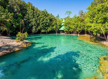 Explore natural wonders of Krabi - Emerald Pool & Hot water Spring - Tour