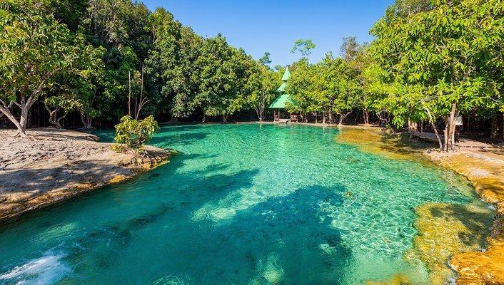 Tiger Cave & Emerald Pool Jungle Tour - Tour