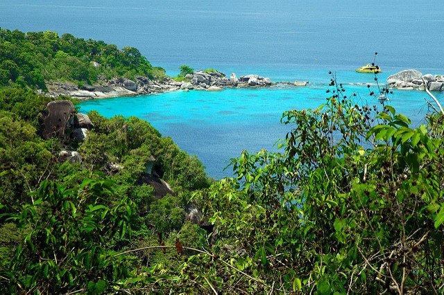 Similan Islands Day Trip from Phuket via Speedboat - Tour