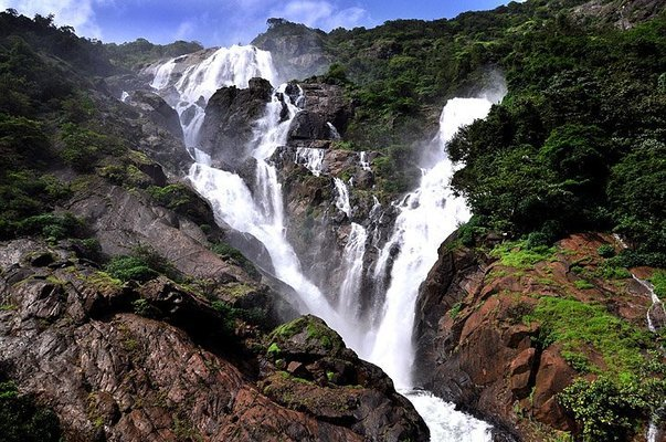 Dudhsagar Waterfall Trip - Tour