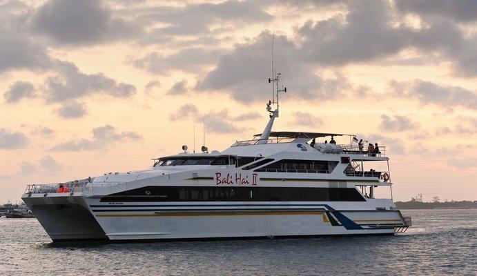 Bali Hai II Cruise (Nusa Lembongan) - Tour