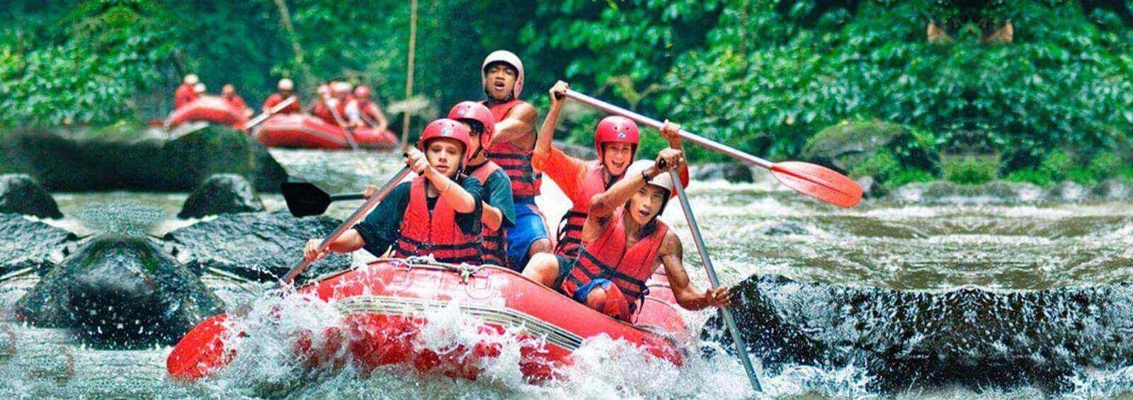 Ayung River Rafting - Tour