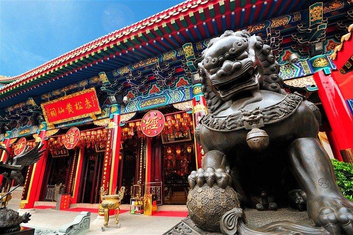 Cultural Story of Hong Kong - Tour