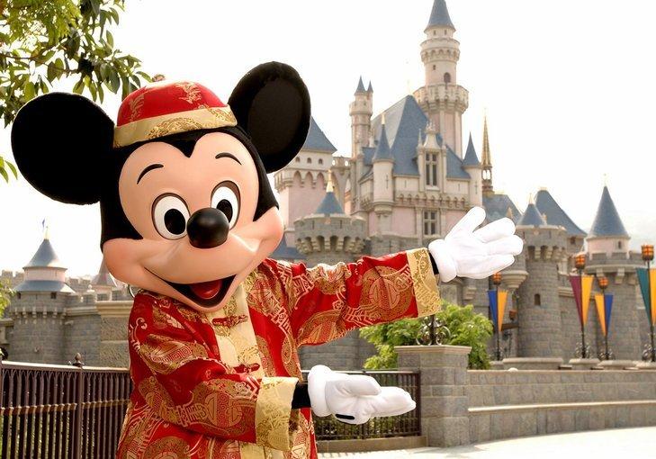Disneyland Tour - Tour