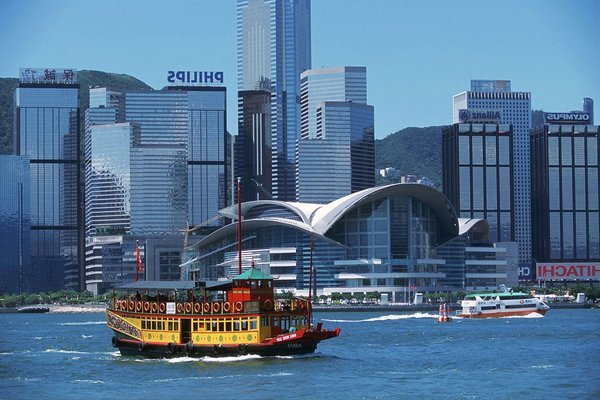 Transit Hong Kong City Tour - Tour