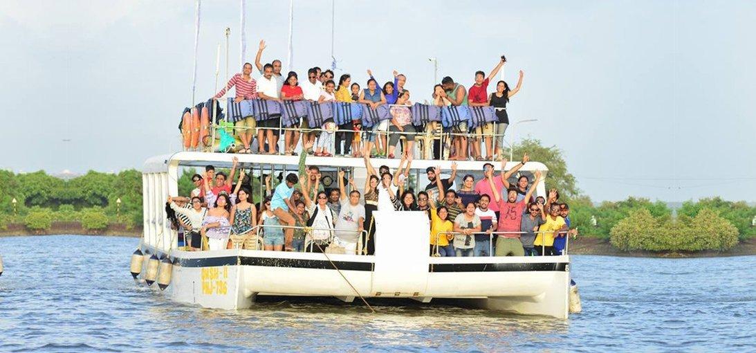 Monsoon Adventure Party - Boat Trip - Tour