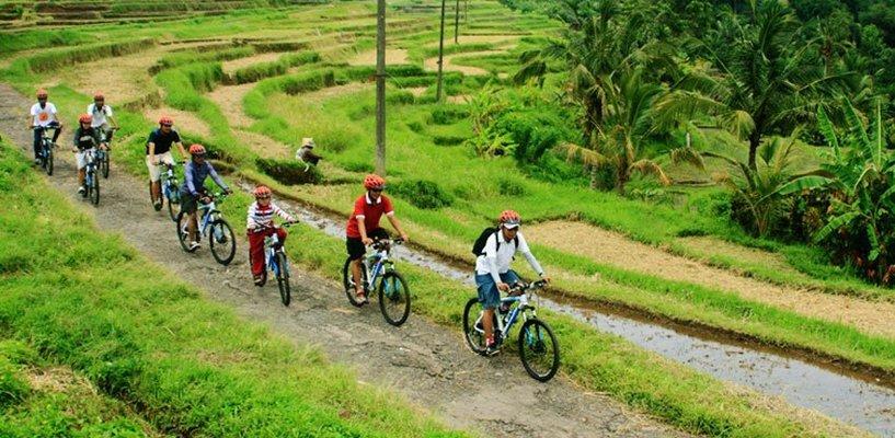Green Bikes Bali - Tour