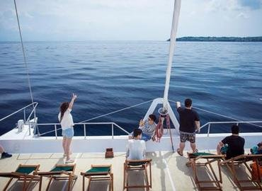 Sail Sensation to Lembongan for the Reef Cruise (In place of Bali Hai II) - Tour