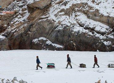 Chadar Padum Trek - Tour