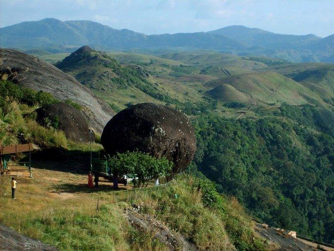 Vagamon - Thekkady - Munnar - Tour