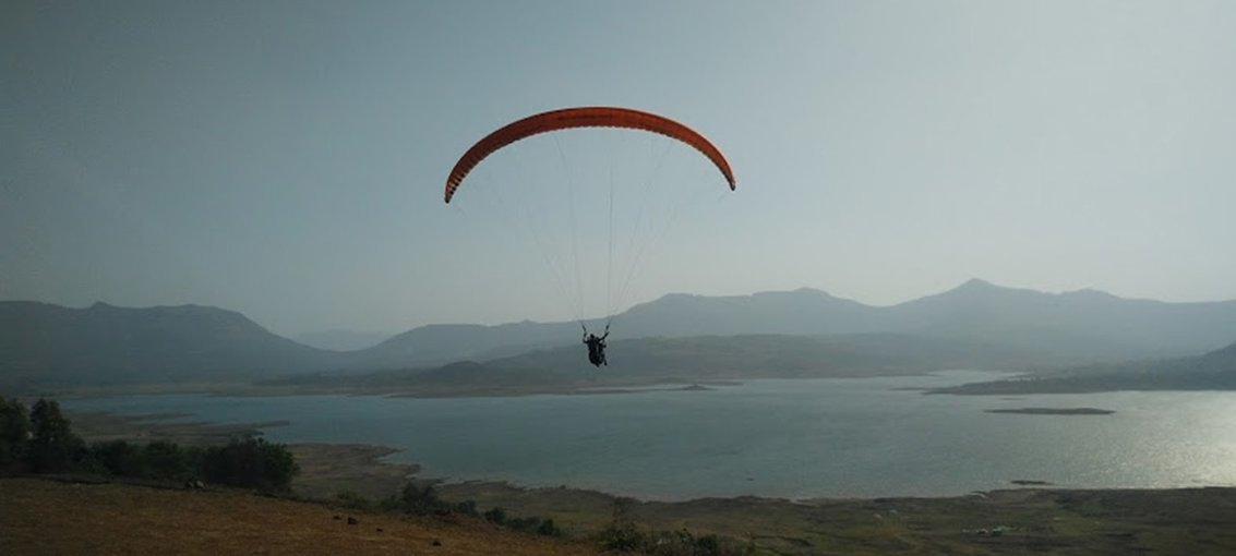 One Day Kamshet Tandem Paragliding Trip - Tour