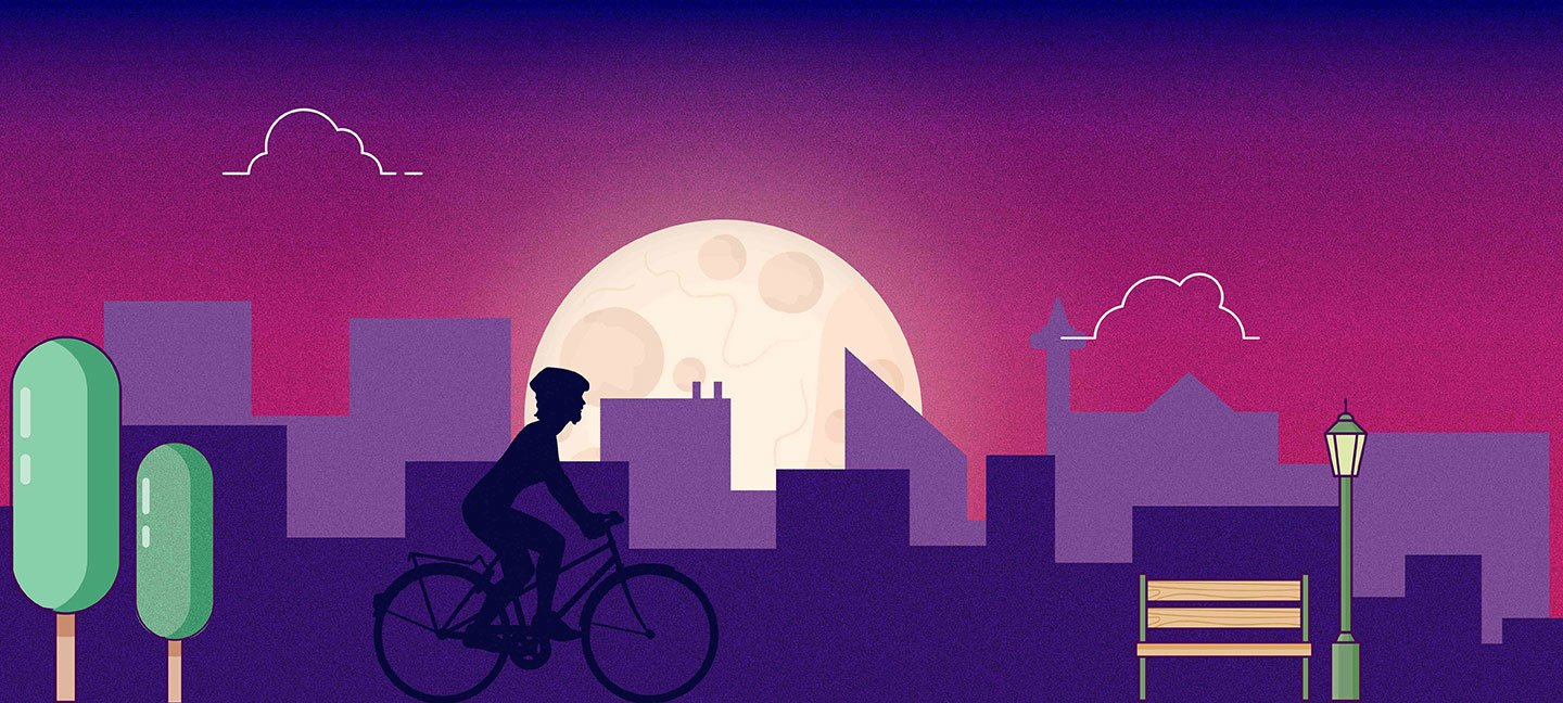 Midnight Cycling - Collection