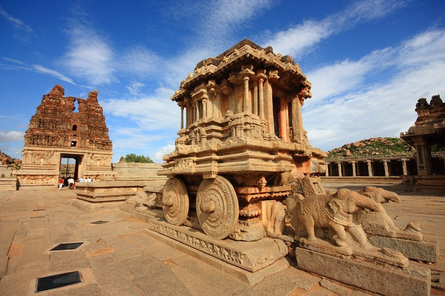Heritage Tour To Hampi - Tour