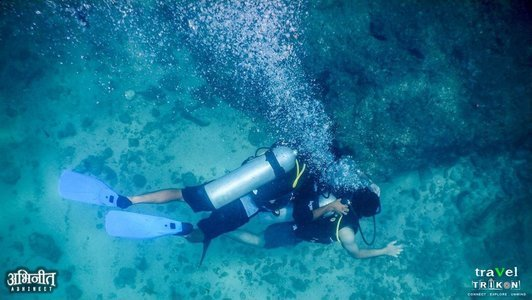 Scuba Diving Tour to Netrani Island