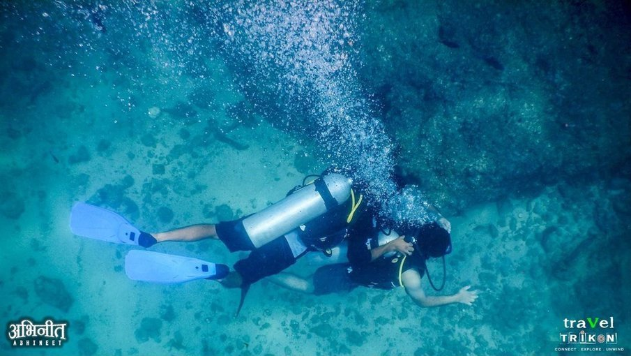 Scuba Diving Tour to Netrani Island - Tour