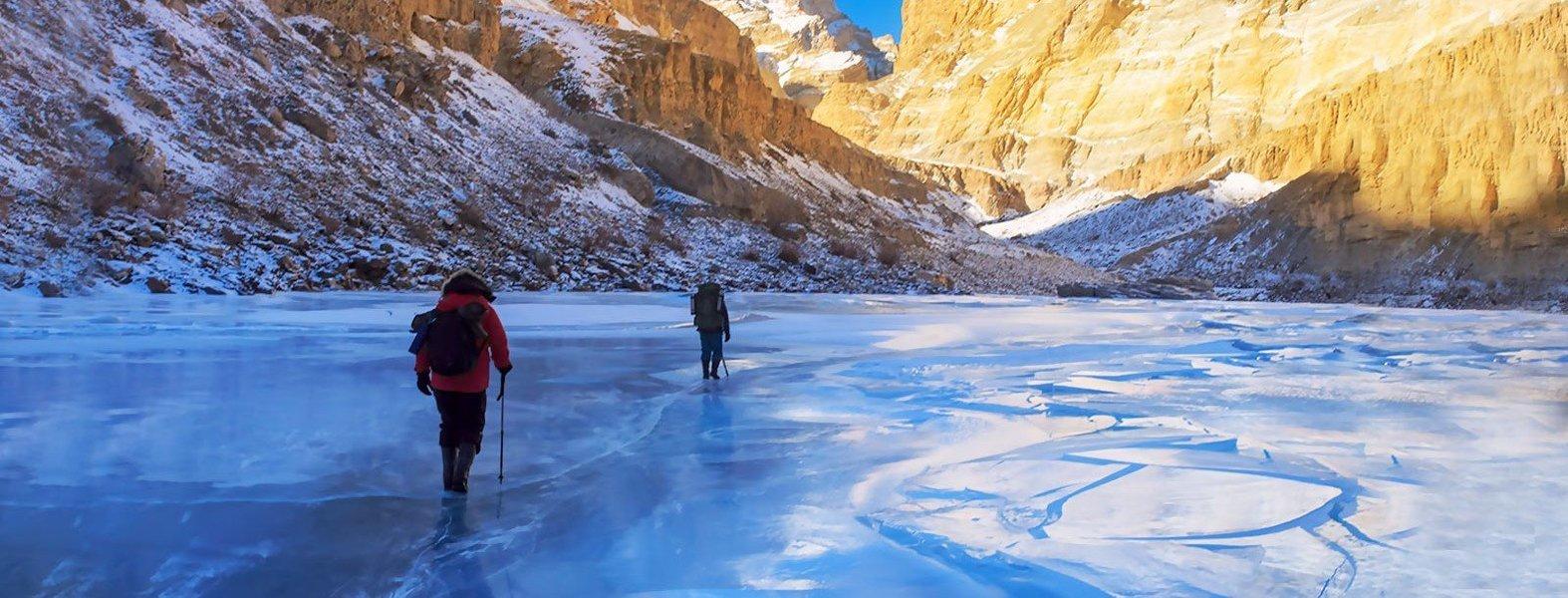 Chadar Trek – Adrenaline Rush on Zanskar - Tour