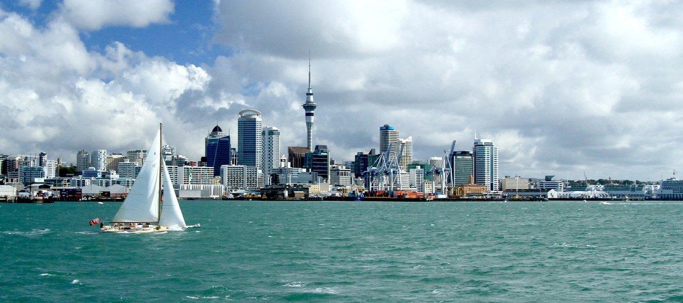 New Zealand - Tour
