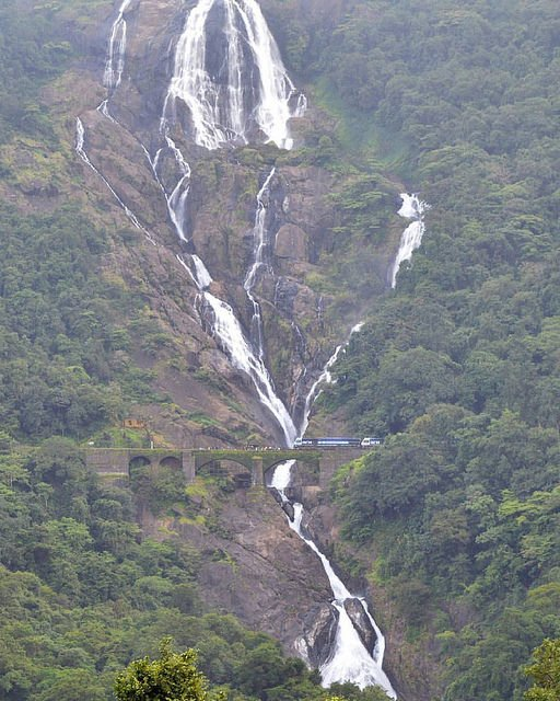 Dudhsagar Waterfalls Trek & Camping - Tour