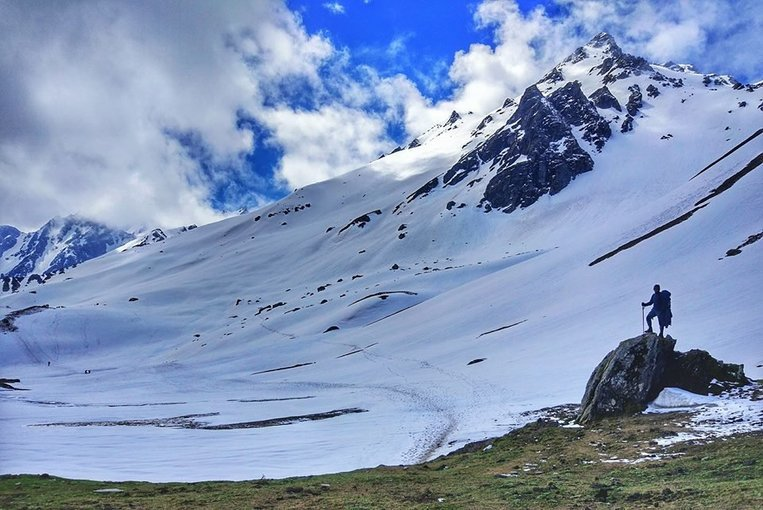 Sar Pass Trek - Tour