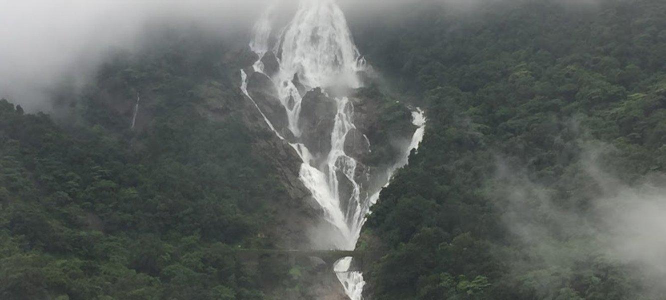 Dudhsagar Waterfall Tour - Tour