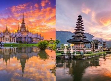 Every Friday Departure - Bali with Thailand 8N/9D - Tour