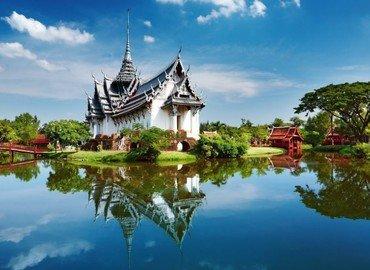 Every Friday Departure-Phuket-Krabi-Bangkok 6N/7D - Tour