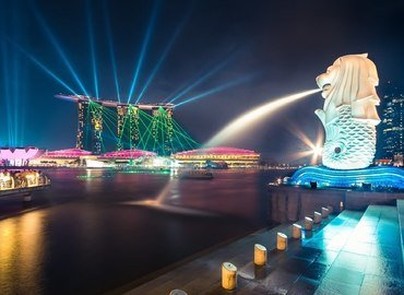 Every Friday Departure - Singapore 4N/5D - Tour