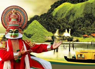 Every Monday Departure Exotic Kerala 7N/8D - Tour