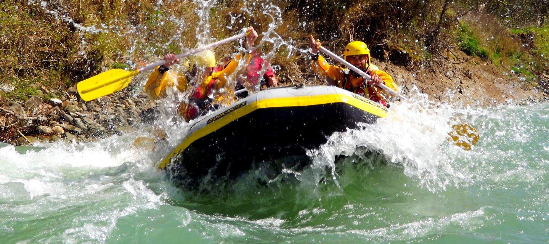 River Rafting At Kolad - Tour