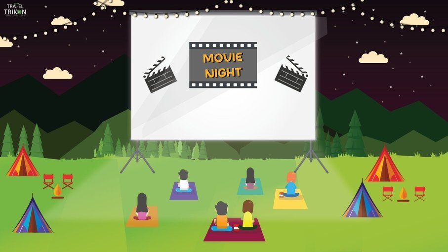 Christmas Special Open Sky Movie Night Out - Tour