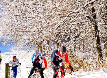 Winter Mountain Biking Expedition - Tour