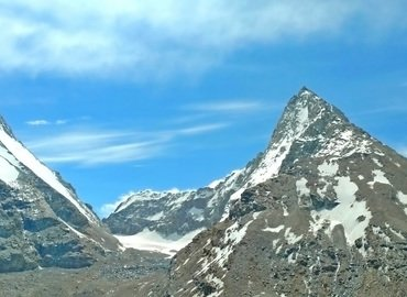 Reo Purgyil (6816 m.) Climbing Expedition - Tour
