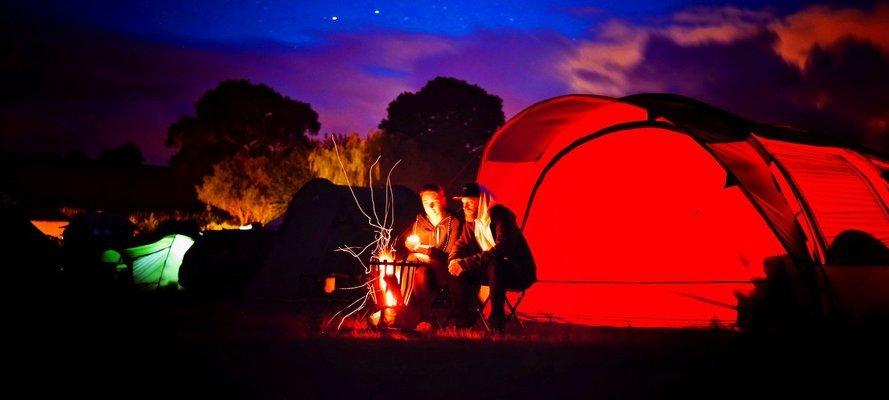 Moonlight Lake Side Camping At Bhandardara - Tour