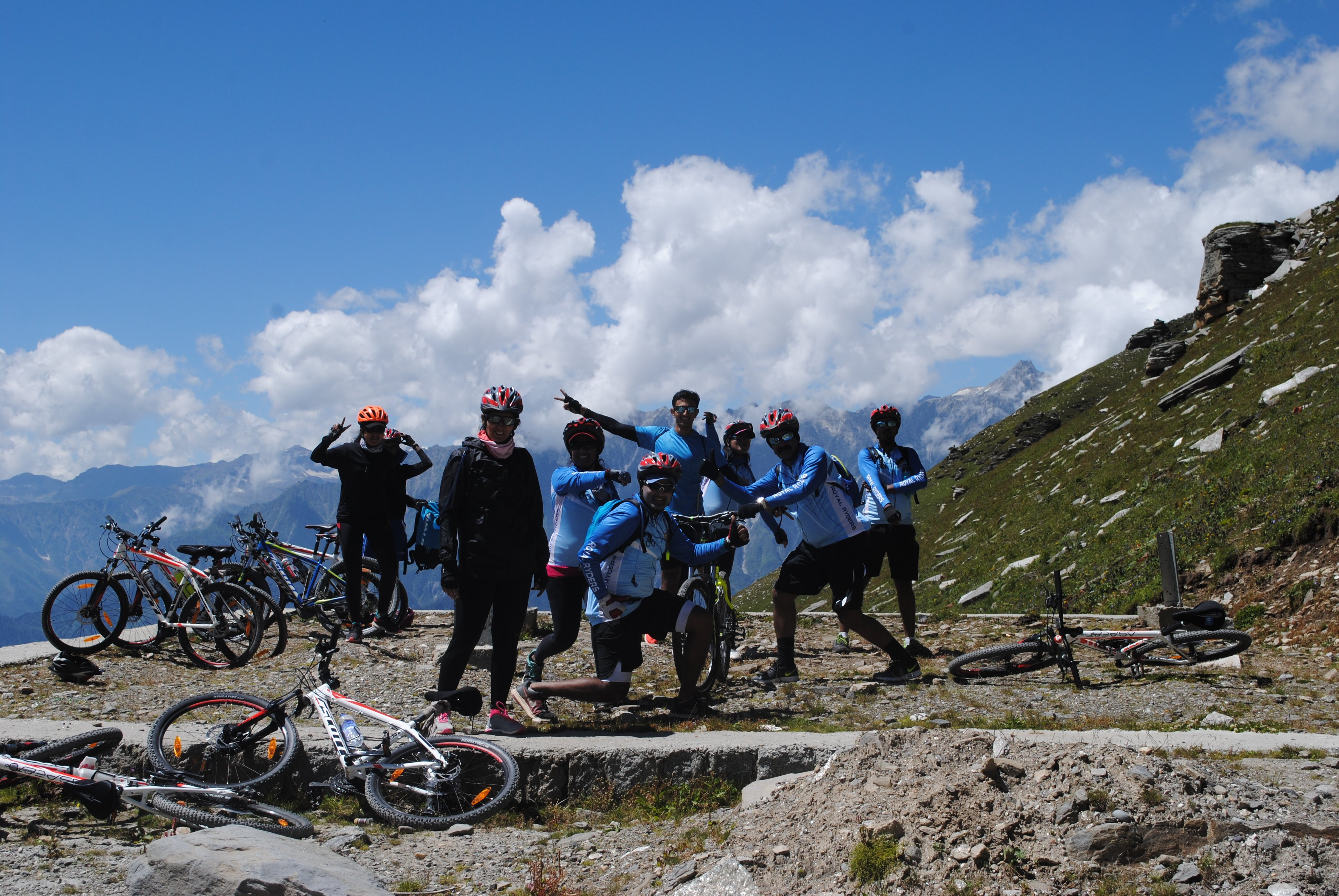 M I Leh Cycling Expedition Tour Book Now
